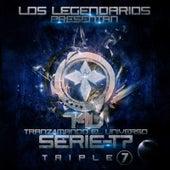 Tranz4mando el Universo (Los Legendarios Presenta Triple Seven) de Triple Seven