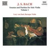Violin Sonatas and Partitas Vol. 1 by Johann Sebastian Bach