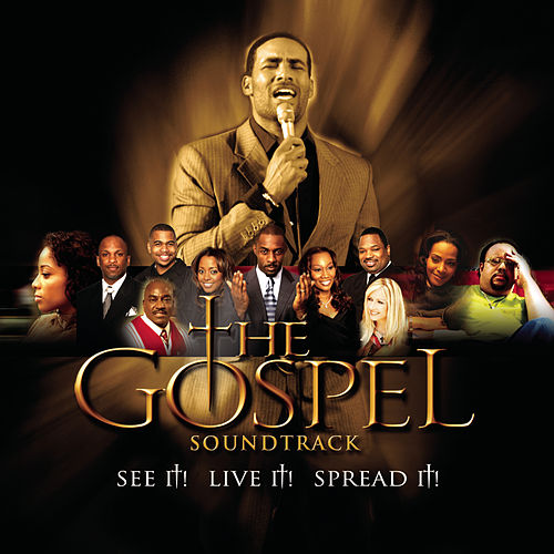 The Gospel Soundtrack by Various Artists