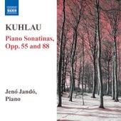 KUHLAU: Piano Sonatinas, Opp. 55, 88 (Jando) di Jeno Jando