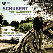 Schubert: The Wanderer - Lieder and Fragments by Ian Bostridge