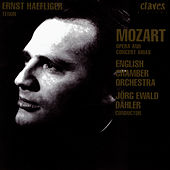 Wolfgang Amadeus Mozart: Opera & Concert Arias by Ernst Haefliger
