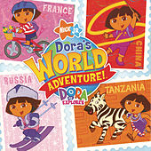 Dora The Explorer World Adventure by Dora the Explorer