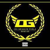 OG Season Volume 1 by Various Artists