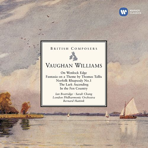 Vaughan Williams On Wenlock Edge, Fantasia on a Theme by Thomas Tallis etc by Various Artists