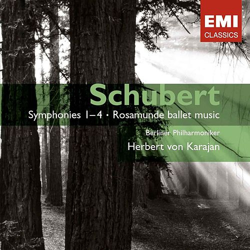 Schubert: Symphonies vol. I by Various Artists