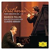 Beethoven: The Piano Concertos; Concerto for Piano, Violin & Cello op.56 de Maurizio Pollini