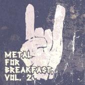 Metal for Breakfast, Vol. 2 de Various Artists