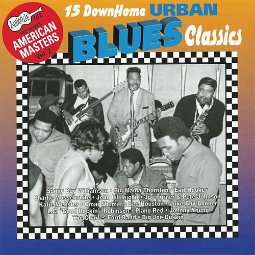 Down Home Urban Blues Classics by Various Artists