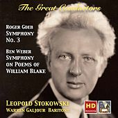 The Great Conductors: Leopold Stokowski Conducts Goeb & Weber (Remastered 2015) von Various Artists