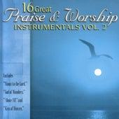 16 Great Praise & Worship Instrumentals Vol. 2 von Daywind Studio Musicians