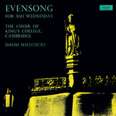 Evensong For Ash Wednesday by Various Artists