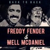 Back to Back: Freddy Fender & Mel Mcdaniel by Various Artists