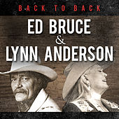 Back to Back: Ed Bruce & Lynn Anderson de Various Artists