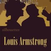 Silhouettes de Louis Armstrong