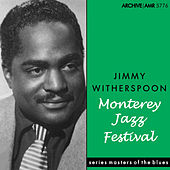 Monterey Jazz Festival de Jimmy Witherspoon
