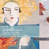 Turandot (Highlights) (RCA) by Giacomo Puccini