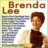 12 Recordings 1959 by Brenda Lee
