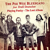 Playing Funky: The Lost Album by Pee Wee Bluesgang