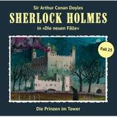 Die neuen Fälle - Fall 23: Die Prinzen im Tower von Sherlock Holmes