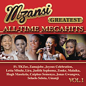 Mzansi Greatest All-Time Megahits, Vol. 1 by Various Artists