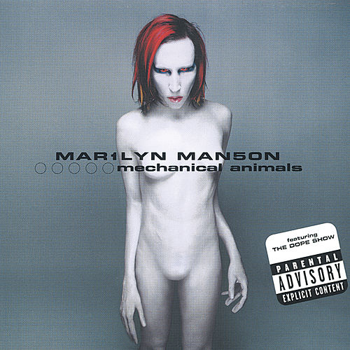 Mechanical Animals (Explicit Version) de Marilyn Manson