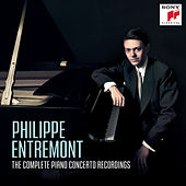 Philippe Entremont: The Complete Piano Concerto Recordings de Philippe Entremont