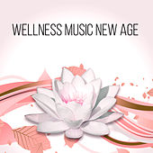 Wellness Music New Age – Massage Music, Music Therapy, Ocean Waves, Vital Energy, Body Massage, First Class, Aromatherapy, Well Being by S.P.A