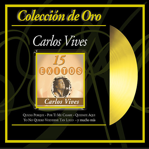 Coleccion de Oro de Carlos Vives
