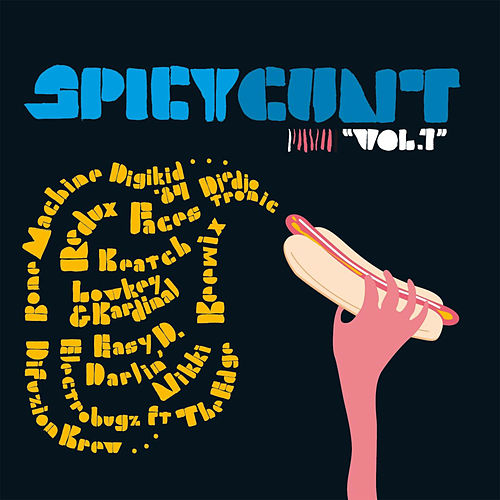 Spicy Cunt Vol.1 by Various Artists