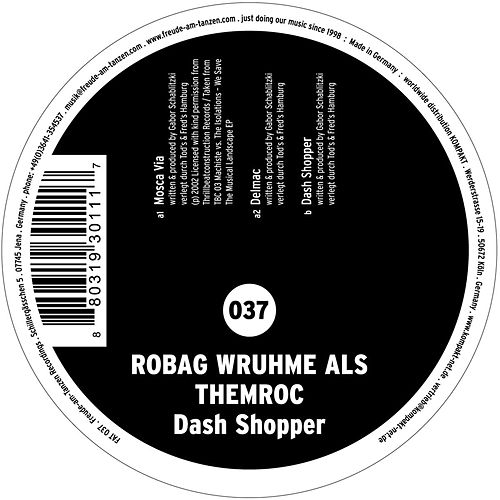 Dash Shopper by Various Artists