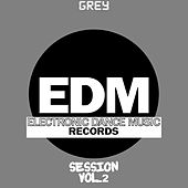 EDM Electronic Dance Music Session, Vol. 2 (Grey) de Various Artists