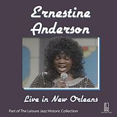 Live in New Orleans by Ernestine Anderson