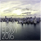 Miami EDM 2016 de Various Artists