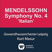 Mendelssohn: Symphony No.4 'Italian' de Kurt Masur