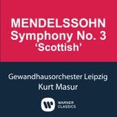 Mendelssohn: Symphony No.3 'Scottish' de Kurt Masur