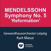 Mendelssohn: Symphony No.5 'Reformation' de Kurt Masur