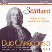 Scarlatti: Sei Sonate per mandolino e chitarra by Duo Capriccioso