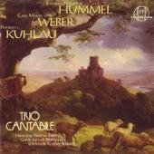 Johann Nepomuk Hummel, Carl Maria von Weber, Friedrich Kuhlau by Trio Cantabile