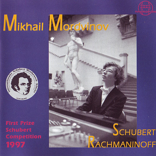 First Prize Schubert Competition 1997 by Mikhail Mordvinov