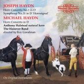 Joseph & Michael Haydn: Horn Concertos by Anthony Halstead
