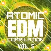 Atomic EDM Compilation, Vol. 5 - EP von Various Artists