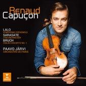 Lalo: Symphonie espagnole - Bruch: Violin Concerto von Renaud Capuçon