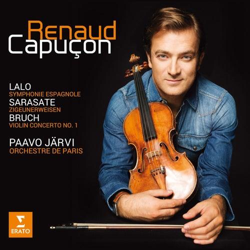 Lalo: Symphonie espagnole - Bruch: Violin Concerto de Renaud Capuçon