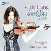 Korngold & Britten: Violin Concertos von Vilde Frang