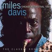 Chicago Jazz Festival 1990 (Live) van Miles Davis