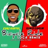 Bicycle Ride (Soca Remix) - Single by Bunji Garlin