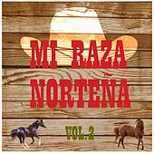 Mi Raza Norteña, Vol. 2 by Various Artists