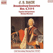 Brandenburg Concertos Nos. 4, 5 and 6 by Johann Sebastian Bach