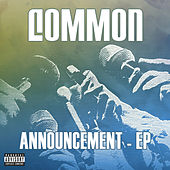 Announcement - EP by Common